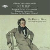 Schubert: Orchestral Favourites, Vol. 15 de The Hanover Band