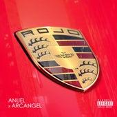 Rojo de Anuel Aa