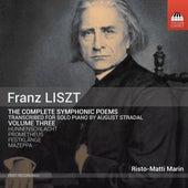 Liszt: Complete Symphonic Poems Transcribed for Solo Piano, Vol. 3 by Risto-Matti Marin