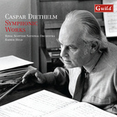 Diethelm: Symphonic Works by Royal Scottish National Orchestra