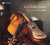 Bach: Cello Suites for Guitar de Tilman Hoppstock