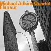 Flaneur by Michael Adkins Quartet
