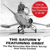 Live at Purple Onion, San Francisco 4-17-98 de Saturn V