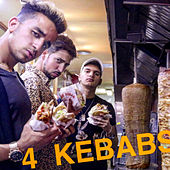4 Kebabs de Hamza Zaidi
