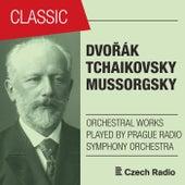 Dvořák, Tchaikovsky, Mussorgsky: Orchestral Works by Prague Radio Symphony Orchestra