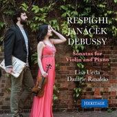 Sonatas for Violin and PIano von Daniele Rinaldo