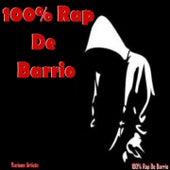 100% Rap de Barrio de Various Artists