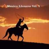 Música Llanera, Vol. 1 de Various Artists