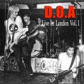 D.O.A Live In London Vol. 1 (Live) de D.O.A.