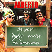 De Post Poetst De Postkoets by alberto