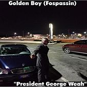 President George Weah by Golden Boy (Fospassin)