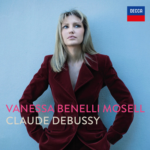 Debussy: 12 Preludes, Book I; Suite Bergamasque by Vanessa Benelli Mosell