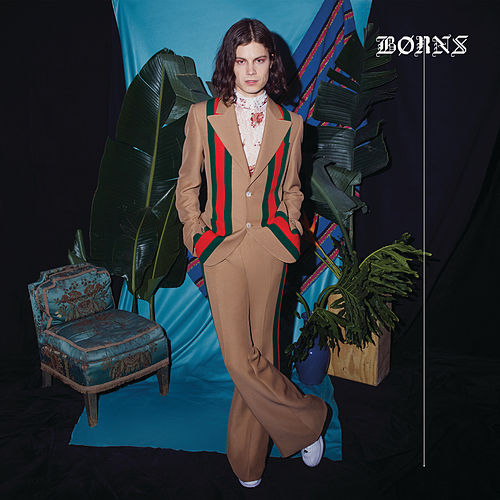 Blue Madonna by Børns