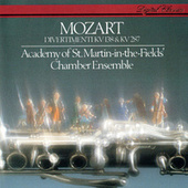 Mozart: Divertimenti, K.287 & K.138 by Academy Of St. Martin-In-The-Fields Chamber Ensemble