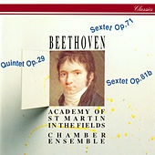 Beethoven: String Quintet; 2 Sextets by Academy Of St. Martin-In-The-Fields Chamber Ensemble