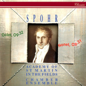Spohr: Octet; Nonet; Erinnerung an Marienbad by Academy Of St. Martin-In-The-Fields Chamber Ensemble
