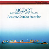 Mozart: Divertimenti K. 113, 137 & 251 by Various Artists
