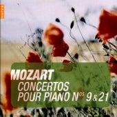 Mozart : Concertos pour piano N° 9 & 21 de Christophe Coin