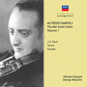Alfredo Campoli: The Bel Canto Violin - Vol. 1 de Various Artists