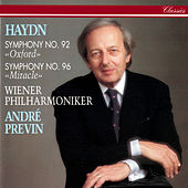 Haydn: Symphonies Nos. 92 & 96 by André Previn