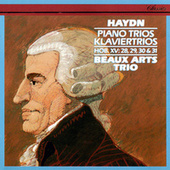 Haydn: Piano Trios Nos. 28 - 31 by Beaux Arts Trio