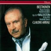 Beethoven: Piano Sonatas Nos. 21 & 30; Andante favori von Claudio Arrau