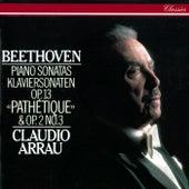 Beethoven: Piano Sonatas Nos. 3 & 8