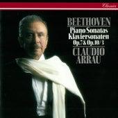 Beethoven: Piano Sonatas Nos. 4 & 7 von Claudio Arrau