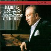 Beethoven: Diabelli Variations von Claudio Arrau