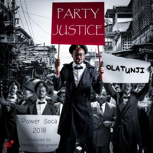 Party Justice by Babatunde Olatunji