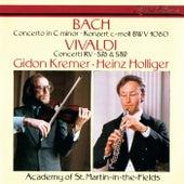 J.S. Bach: Concerto in C Minor / Vivaldi: Concerto in G Minor; Violin Concerto in D Major by Various Artists