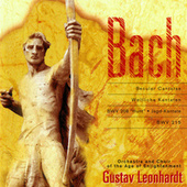 J.S. Bach: Secular Cantatas Nos. 208 & 215 by Gustav Leonhardt
