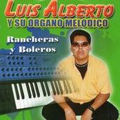 Rancheras y Boleros de Luis Alberto