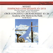 Mozart: Sinfonia Concertante; Oboe Concerto by Various Artists