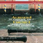 Albinoni: 12 Concerti Op. 7; 2 Sonatas Op. 2 by I Musici