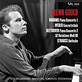 Glenn Gould Plays Piano Concertos by Various Artists
