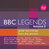 BBC Legends: Great Recordings from the Archive, Vol. 2 by Various Artists