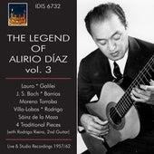 The Legend of Alirio Díaz, Vol. 3 by Alirio Díaz