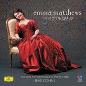 Emma Matthews In Monte Carlo by Emma Matthews