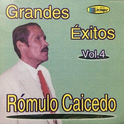 Grandes Éxitos (Vol. 4) by Rómulo Caicedo