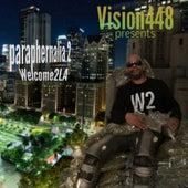 Paraphernalia 2 Welcome2LA by Vision 448