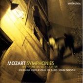 Mozart Symphonies by Ensemble Orchestral de Paris
