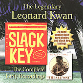 The Legendary Leonard Kwan by Leonard Kwan