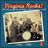 Virginia Rocks! The History of Rockabilly In The Commonwealth: CD A by Various Artists