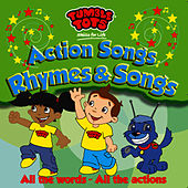 Action Songs: Rhymes & Songs by Tumble Tots
