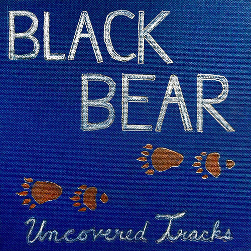 Uncovered Tracks by Black Bear