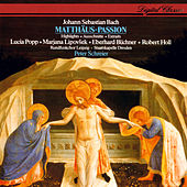 J.S. Bach: St Matthew Passion (Highlights) von Peter Schreier