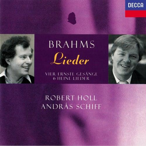 Brahms: Lieder by András Schiff