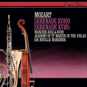 Mozart: Serenades K. 100 & 185 & Marches by Various Artists