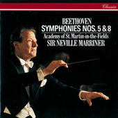 Beethoven: Symphonies Nos. 5 & 8 by Various Artists